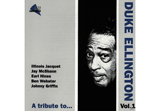 VARIOUS - A Tribute To Duke Ellington [CD]