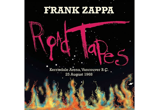 Frank Zappa - Road Tapes? 1 (2cd) - (CD)