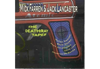 Mick Farren - Deathray Tapes - (CD)