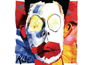 Ride - Going Blank Again - (CD)