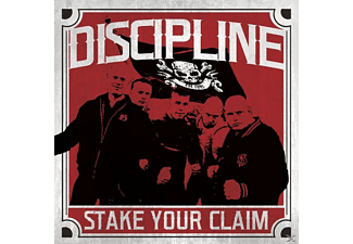 Discipline - Stake Your Claim - (Vinyl)