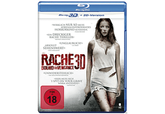 Rache - Bound to Vengeance [3D BD&2D BD, Blu-ray]