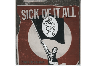 Sick Of It All - Call To Arms - (CD)