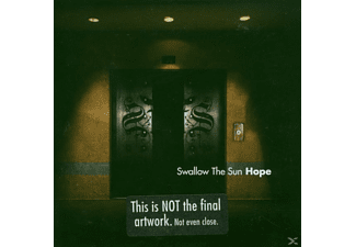 Swallow The Sun - Hope - (CD)
