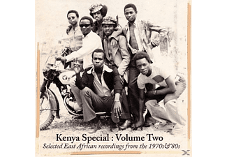VARIOUS - Kenya Special:Volume Two - (CD)