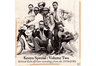 VARIOUS - Kenya Special:Volume Two - (LP + Download)