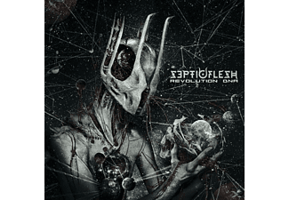 Septicflesh - Revolution Dna (Re-Release Incl.Bonus Track) - (CD)