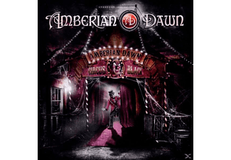 Amberian Dawn - Circus Black - (CD)