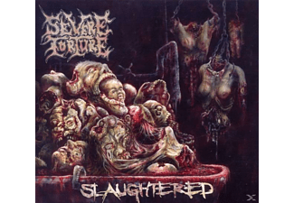 Severe Torture - Slaughtered [CD]