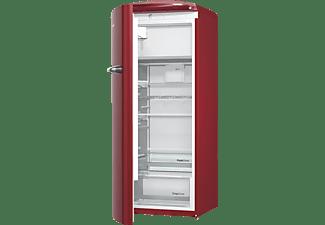 Kühlschrank Rot : Gorenje orb153r l kühlschrank in rot kaufen saturn
