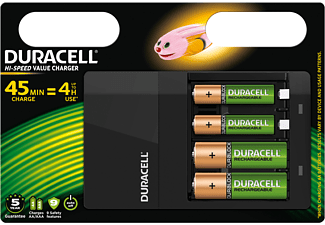 DURACELL Horizontale multicharger CEF14