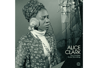 Alice Clark - The Complete Studio Recordings (180 Gr.White Viny - (Vinyl)