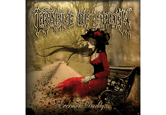 Cradle of Filth -  Evermore Darkly [Βινύλιο]
