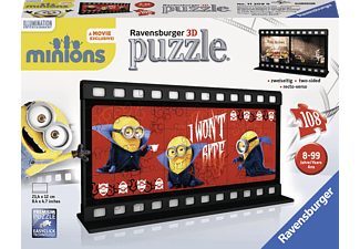 RAVENSBURGER Filmstreifen Minion - Gone Batty 3D Puzzle