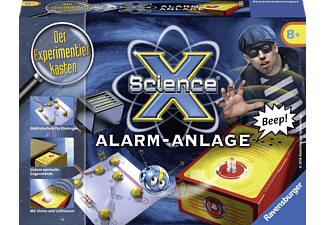 RAVENSBURGER Alarmanlage PF Science X