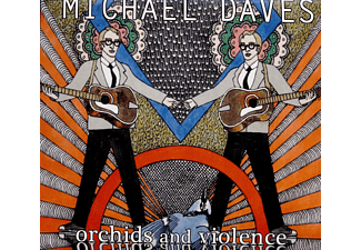 Michael Daves Orchids And Violence CD