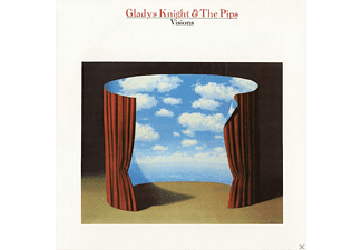 Gladys Knight & The Pips - Visions - (CD)