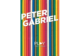 Peter Gabriel - Play - The Videos (DVD)