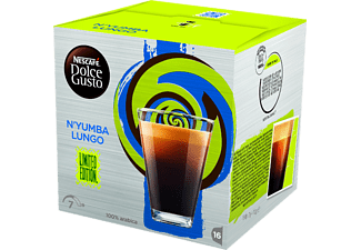 DOLCE GUSTO NESCAFE N' YUMBA LUNGO