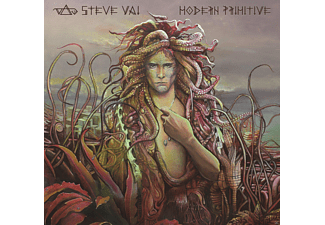 Steve Vai Modern Primitive/Passion & Warfare CD