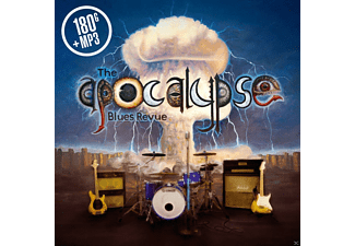 The Apocalypse Blues Revue - The Apocalypse Blues Revue (180 Gr.LP+MP3) - (LP + Download)