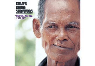 VARIOUS - Khmer Rouge Survivors: They Will Kill You,If You [CD]