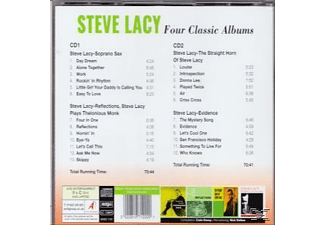 Steve Lacy - Four Classic Albums [CD]