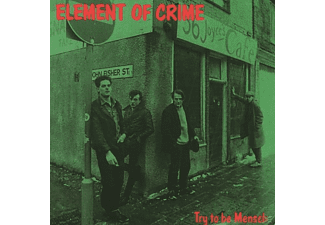 Element Of Crime - Try To Be Mensch - (Vinyl)