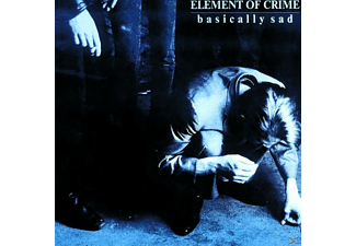 Element Of Crime - Basically Sad - (Vinyl)