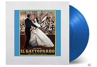 OST/VARIOUS - Il Gattopardo (Nino Rota) (Ltd Blue - (Vinyl)