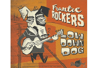 Frantic Rockers - Low Down Dog [CD]