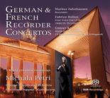Michala Petri, Christoph Poppen, Odense Syph.Orch. - German & French Recorder Concertos [SACD Hybrid] jetztbilligerkaufen