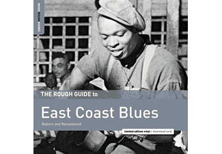 VARIOUS - Rough Guide: East Coast Blues - (LP + Download)