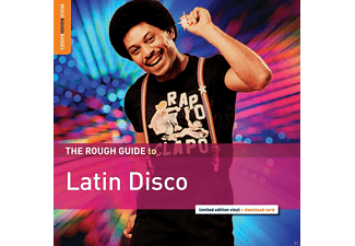 VARIOUS - Rough Guide: Latin Disco [LP + Download]