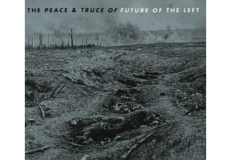 Future Of The Left - The Peace & Truce Of Future Of The Left - (CD)