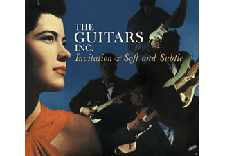 Guitars Inc. - Invitation/Soft & Subtle - (CD)