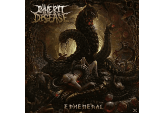 Inherit Disease - Ephemeral - (CD)
