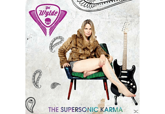Yvi Wylde - The Supersonic Karma - (CD)