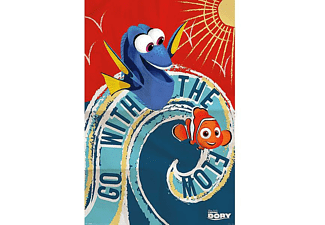 Finding Dory Poster Go with the flow