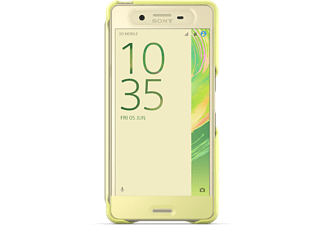 SONY Style Cover Touch SCR50 Xperia X - Guld