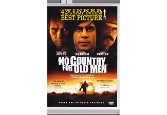 No Country for Old Men Special Edition DVD