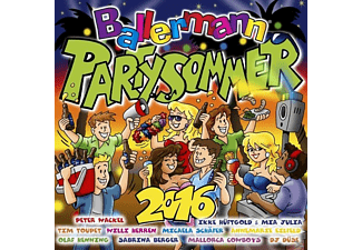 VARIOUS - Ballermann Party Sommer 2016 - (CD)