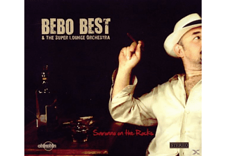 Bebo Best And The Super Lounge Orchestra - Saronno On The Rocks - (CD)