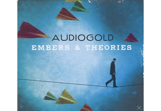 Audiogold - embers and theories - (CD)