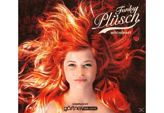VARIOUS - Funky Plüsch-Witchcraft - (CD)