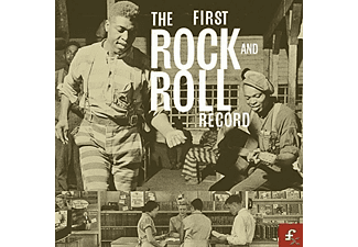VARIOUS - The First Rock & Roll Record (4xlp - (Vinyl)