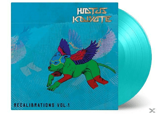 Hiatus Kaiyote - Recalibrations Vol.1 (Limited Turq - (EP (analog))