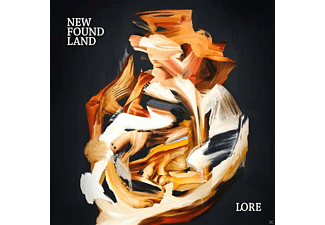 New Found Land - Lore - (CD)