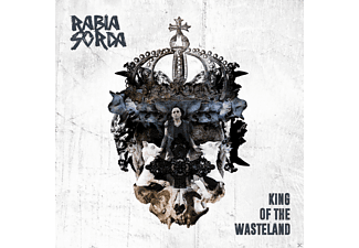 Rabia Sorda - King Of The Wasteland (Limited Edition) - (Maxi Single CD)