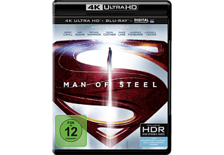 Man Of Steel - (4K Ultra HD Blu-ray + Blu-ray)